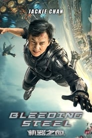 Bleeding Steel (2017) 720p HC WEBRip 650MB Ganool