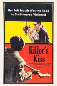Poster Killer's Kiss 1955