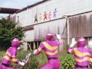 Power Rangers 6x9
