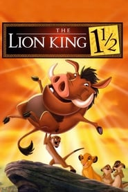 Poster The Lion King 1½ 2004
