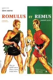 Voir Romulus et Rémus en streaming complet gratuit | film streaming, StreamizSeries.com