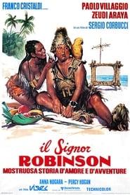 Il signor Robinson, mostruosa storia d'amore e d'avventure