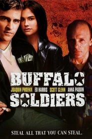 Poster for Buffalo Soldiers