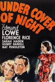 Poster Under Cover of Night 1937