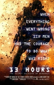 13 Hours: The Secret Soldiers of Benghazi (2016) Watch Online Free Download