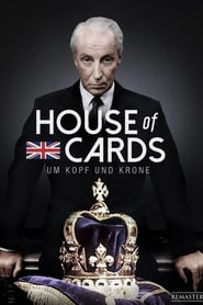 Poster House of Cards 1990