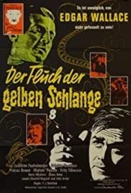 Edgar Wallace - Der Fluch der gelben Schlange