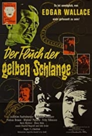 Poster The Curse of the Yellow Snake 1963