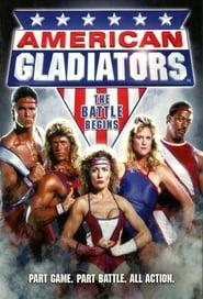 Poster American Gladiators 1993