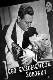 Jego Ekscelencja Subiekt 1933