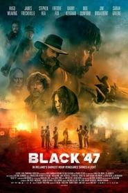Poster for Black '47