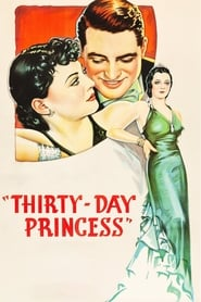 Thirty Day Princess (1934)