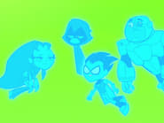 Teen Titans Go! Season 1 Episode 9 : Ghostboy