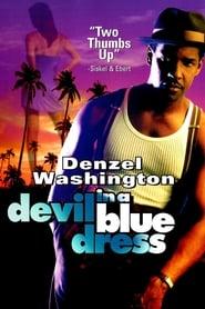 Poster Devil in a Blue Dress 1995