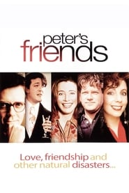 Poster Peter's Friends 1992
