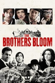Poster The Brothers Bloom 2008