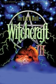 Poster Witchcraft III: The Kiss of Death 1991