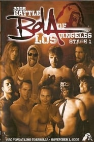 PWG 2008 Battle of Los Angeles - Stage 1