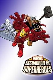 Poster The Super Hero Squad Show 2011