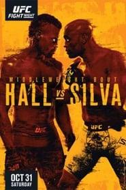UFC – Uriah Hall x Anderson Silva