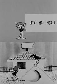 Dita at the Post Office