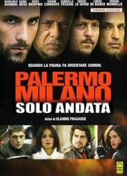 Palermo-Milano Solo Andata