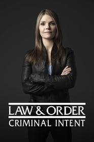 Poster Law & Order: Criminal Intent 2011