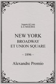 New York, Broadway et Union Square