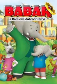 Poster Babar and the Adventures of Badou 2015