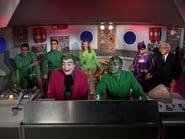 The Joker's Flying Saucer