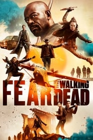 Fear the Walking Dead Season 3 Episode 5 : Arder en el agua, ahogarse en el fuego