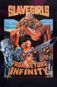 Poster Slave Girls from Beyond Infinity 1987