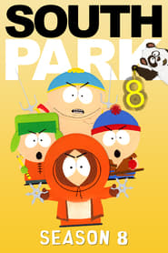 South Park - Season 21 Episode 4 : Franchise Prequel Season 8