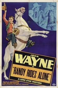 Affiche de Film Randy Rides Alone