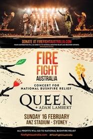 Queen + Adam Lambert: Fire Fight Australia 2020