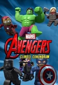 LEGO Marvel Avengers: Climate Conundrum - Season 1 (2020) poster