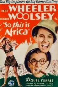 Affiche de Film So This Is Africa