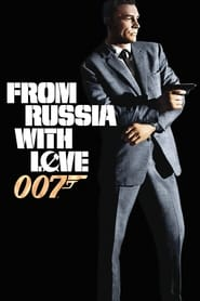 James Bond: Desde Rusia con Amor (1963) REMUX 1080p Latino