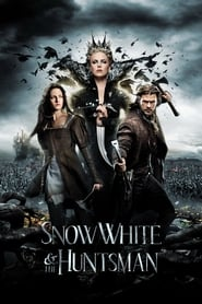 Poster for the movie, 'Snow White and the Huntsman'