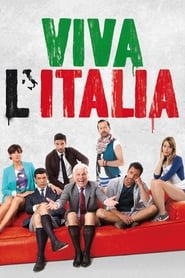 Poster Viva l'Italia 2012