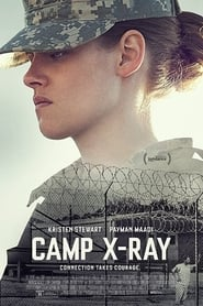 Poster for Camp X-Ray