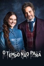 Poster O Tempo Não Para 2019
