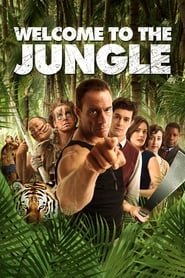 Poster Welcome to the Jungle 2013
