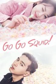 Poster Go Go Squid! 2019