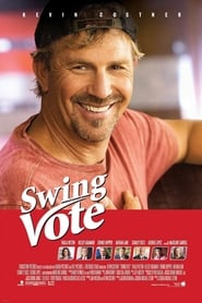 Poster Swing Vote 2008