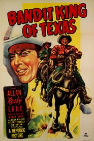 Bandit King of Texas (1949)