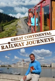Poster Great Continental Railway Journeys 2018