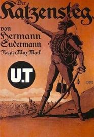 Der Katzensteg 1915