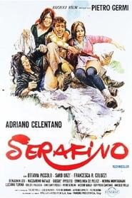 Poster Serafino 1968