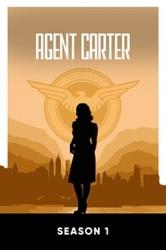 Marvel: Agentka Carter: Sezon 1